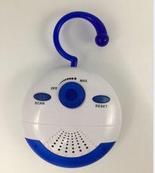 Las radios de la ducha de alta calidad