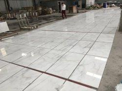 Blanc oriental est de marbre blanc, un carrelage en marbre et les plaques de marbre