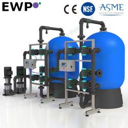 Sistema de filtro de agua de la industria Pre-Treatment sistemas de contenedores de RO (CTMP) de la serie de sistemas