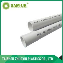 Taizhou Huaxia 40 Kunststoff Polyvinyl Chlorid Wasser-Versorgung Druckrohr Winkelverbindung Integrale Buchsenverbindung Lieferant