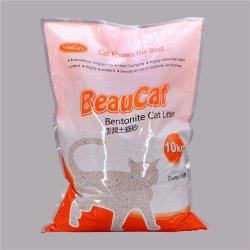 Granel por grosso 100% natural Eco-Friendly Granel Bentonite Esferas CAT ninhada
