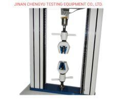 Testeur universel de barre d'armature en acier machine d'essai de résistance en traction