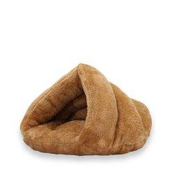 Comfortabele Warm van de driehoek voor het Huis van het Huisdier van de Slaapzak van de Hond van de Kat van de Winter