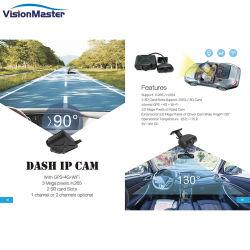 China Fabricante Dash Cam com GPS 4G WiFi para táxi