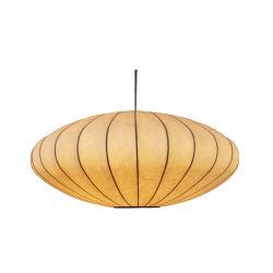 人気のリビングルームシルクランプシェード、デコレーション照明、植木鉢ウォーター 天井落下 Pinecone ペンダントライト