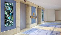 Los materiales de construcción de piedra arenisca granito mármol natural/Onyx/Pizarra/Piso/pared/sobre encimera pavimentación/Mosaico/cultura//Revestimiento de techos de piedra y adoquines/Fachada/Mosaico