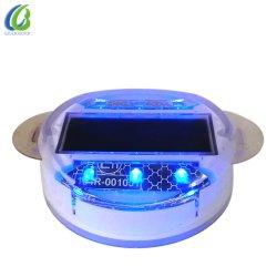 Zonne-energie Hoge helderheid Polycarbonaat Dubbelzijdig LED Road Stud