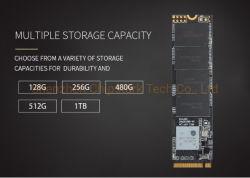 OEM 도매 솔리드 스테이트 드라이브 M.2 NVMe PCIe 128GB 512GB NVMe 2280 외장 하드 드라이브 120GB