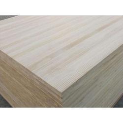Legname laminato del pino di Radiata della scheda congiunto barretta di legno unita