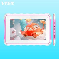 도매 가격 맞춤형 슬림 스마트 7인치 휴대용 WiFi Android 듀얼 카메라 어린이용 교육용 태블릿 PC