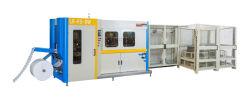 Lr-PS-DW160 totalmente automática de alta velocidad de cable de doble resorte de bolsillo de la máquina