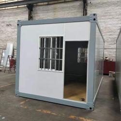 Diseño personalizado Estructura de bastidor de acero de 20FT 40ft prefabricados Casas Prefabricadas Casa contenedor desmontable.