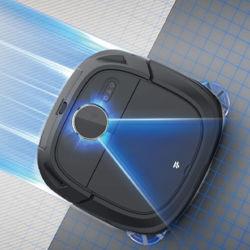 40000PA автоматический аккумулятор Smart робот-пылесос с мусорным ведром сухого и влажного лазерный робот-пылесос