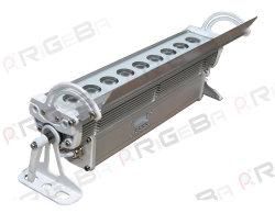 Водонепроницаемая IP65 9 светодиоды 3 Вт RGB или RGB 3в1 для использования вне помещений светодиодный фонарь направленного света и Освещение на стену
