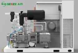 A indústria de energia extremamente personalizados de economizar água lubrificação do compressor de ar de parafuso com o débito de ar 1.02~42.88 M3/min