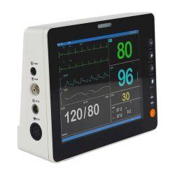 سعر المصنع مراقبة المرضى المحمولة ICU متعددة المعلمات PDJ-3000A