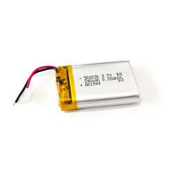 Commerce de gros 502030 3,7 V au lithium-polymère 240mAh Batterie Li-polymère pour 3c Produits numériques