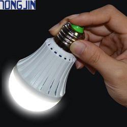 Лучшая цена аккумулятор светодиодная лампа 5 Вт 7 Вт Светодиодные лампы на 9 Вт