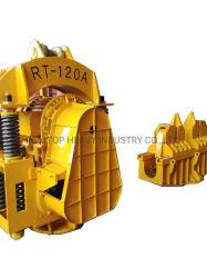 120 kw Elecitric martillo vibrador Tubo de acero para la pila y pila de hojas (grúa)