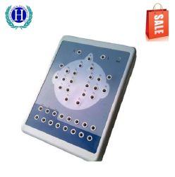 Медицинское оборудование Ht88-3200 полностью Цифровая портативная 32 канала ЭЭГ беспроводной связи машины /картирование ЭЭГ