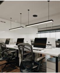 부엌 조리대 사무실 점화를 위한 현대 LED 선형 거는 펜던트