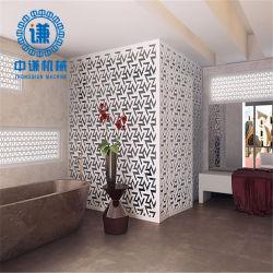 Malla perforada de aleación de aluminio para la decoración de interiores