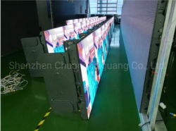 Haute luminosité LED écran du stade de football / Football panneaux LED