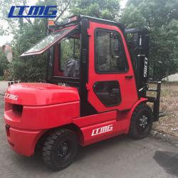 Ltmg 3,5 тонны дизельного двигателя вилочного погрузчика с Toyota и боковой Shifer сиденья