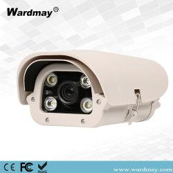 2.0MP Intelligent Estacionamento Veículo CCTV analógico Câmera LPR