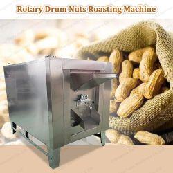 200 kg por hora de tostado de maíz de acero inoxidable multifunción de maní de la máquina para la venta de máquinas tostadoras
