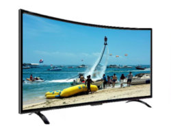 Cina buona Smart Android Televisione 65 pollici TV LED DVBT2 Dvbs2