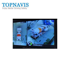 360 Автомобиль объемное изображение с камеры (AVM) для специальной машины / грузовики / Дом / Огонь двигателя / шины CAN