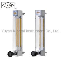 Panel-Typ Lzb-10 Serien-Gleitpunktvariable-Bereichs-Strömungsmesser-Glas/Metallrotadurchflussmesser