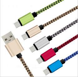 Teléfono móvil caliente Cable USB cable de datos accesorios accesorios para teléfonos celulares
