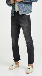2019 jeans scarni dell'abito degli uomini dei pantaloni del denim di modo dei nuovi modelli