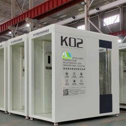 Zjt 온도 측정 계기 온도 소독 채널 살균제