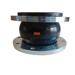 EPDM/NBR de enige Flexibele RubberVerbinding van de Bal met Flens
