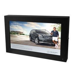 """HD 43の""""壁の台紙耐候性がある広告プレーヤーLCDのビデオ壁"""