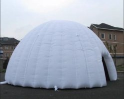 Tent van het Festival van de partij de Binnen Openlucht Aangepaste Promotie Opblaasbare voor Verkoop