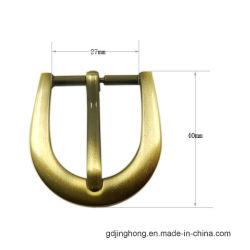 Ajustable de metal de la moda la hebilla del cinturón para bolsa/prenda
