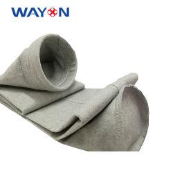 Zementindustrie Polyester Antistatischer Staubfilterbeutel Für Umweltstaub
