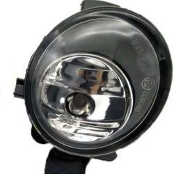 مصباح الضباب الشامل HID عدسة HID العالية/المنخفضة المزدوجة H11 D2h مصابيح الزينون بقدرة 35 وات، تتميز بعدسة عالية الوضوح مقاس 3.0 بوصات، تم إعادة تركيب مصباح الضباب المركّب على نظام FastRFIT