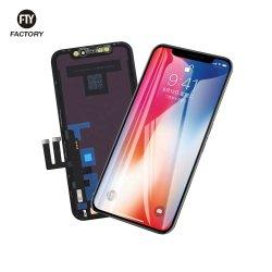 Des performances stables Incell TFT LCD OLED pour l'iPhone XR OEM Affichage à écran tactile LCD de l'Assemblée du numériseur