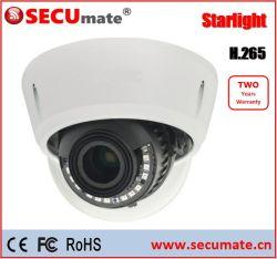 H. 265 4MP Ultra сумеречного света звезд WDR CCTV IP-камера с OEM-поставщиком камер видеонаблюдения