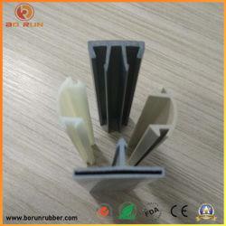 Композитный пластик из светлого дерева Co-Extrusion WPC декорированных профиль