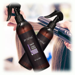 Protector térmico Spray para cabelo seque evitar danificado pelo calor do modelador