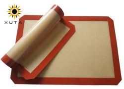 Amazonas-Verkaufsschlager-mehrfachverwendbares Silikon-Plätzchen-Backen-Matten-nicht Stock-Silikon-Backen-Blatt