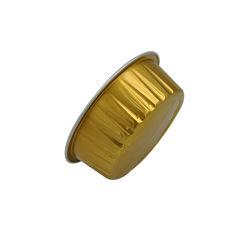 大きい円形の使い捨て可能なアルミホイルの蒸気表のベーキングロースト鍋