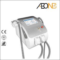 Shr/Elight/Ndyag лазер/RF многофункциональной системы для постоянного удаления волос и уход за кожей