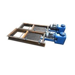 Ящик для сбора пыли золы при выполнении Вставьте запорный клапан с взрыва изоляции двигателя